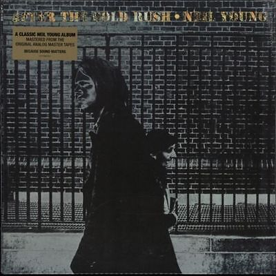 Neil Young - After The Gold Rush - 180 Gram Vinyl LP - New / Factory Sealed