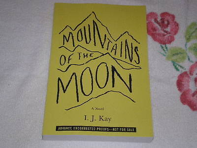 MOUNTAINS OF THE MOON by I. J. KAY   -arc- -sc-