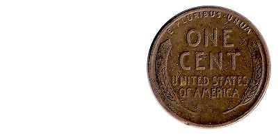 1909 Usa Penny Average Circulated