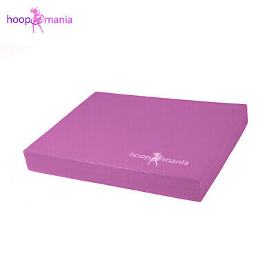 Hoopomania balance mat, pad for coordination therapy, pink
