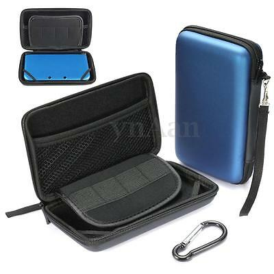For Nintendo 3DS XL Hard Case Carry Protective Cover Skin Sleeve Bag Pouch
