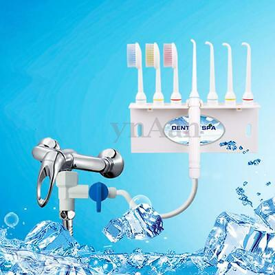 Dental Water Floss Oral Irrigator Teeth Cleaner SPA Unit Tooth Care Nozzle Set