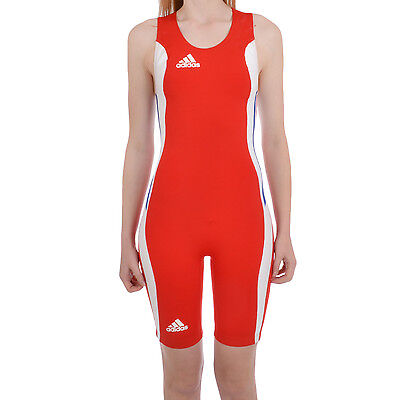 adidas Performance Womens Wrestling Body Suit Singlet