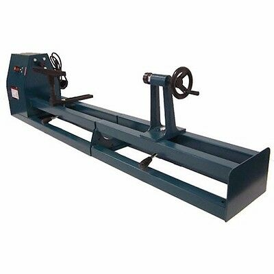 "1/2HP 40 Inch 4"" Speed industrial  Power Wood Turning Lathe 14x40 1000mm 40"" new"