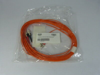 Optical Cable Corp STSC-12 62.5/125um 12m Optic Multimode Cable ! NWB !