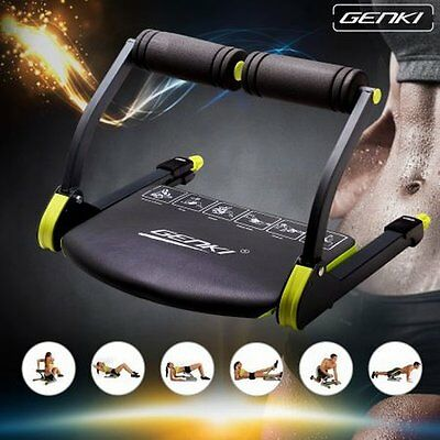 NEW Portable 6 in 1 Smart Body Workout Home Fitness Exercise Training Ab Machine