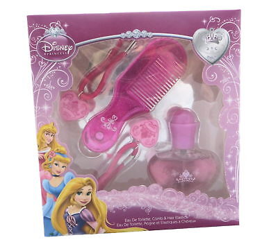 Disney Princess  EDT & Hair Accessories Gift Set