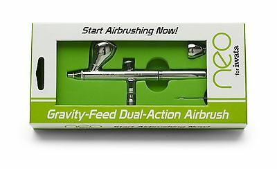 Neo For Iwata CN Gravity Feed Starter Airbrush