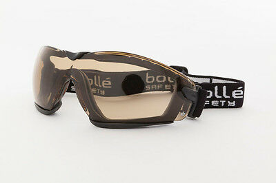 Brand New Bolle' Cobra Twilight Cycling Safety Glasses - Elastic Strap