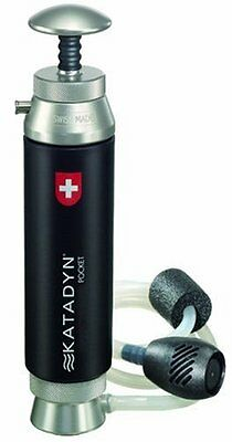 Katadyn Pocket Water Micro filter and Purifier 8013618 - Brand New