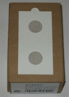 400 Lighthouse Self Adhesive 2x2 Penny / Dime 20mm Coin Flips paper holders