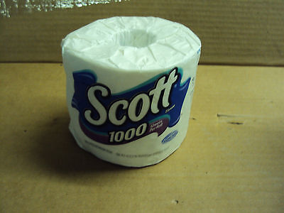 Scott Tissue (1000 Sheets Per Roll!!) Septic Safe!! Brand New