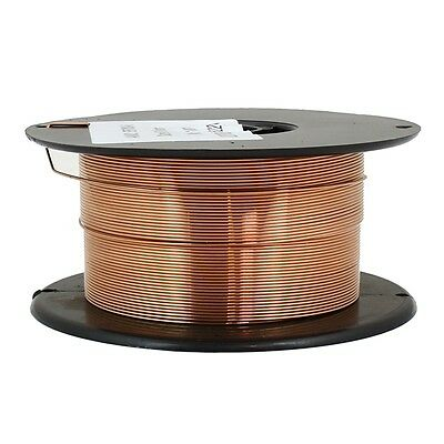 "2LB AWS ER70S-6 Spool .8mm .30"" Mig Welder Wire Weld solid Core Welding Replace"