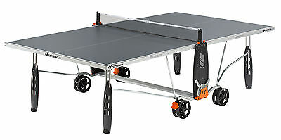 131657 CORNILLEAU Sport 150S Outdoor Weatherproof Table Tennis Table Grey