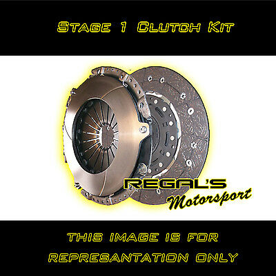 Citroen C2 1.4 16v Hdi 90 (5 Speed Manual) Stage 1 Clutch Kit