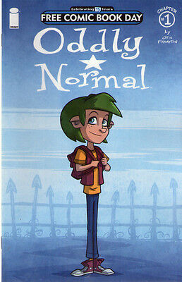 Oddly Normal #1 - Fcbd 2016 - New