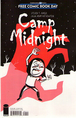 Camp Midnight - Fcbd 2016 - New