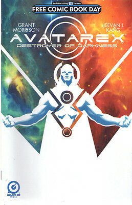 Avatarex Destroyer Of Darkness  - Fcbd 2016 - New