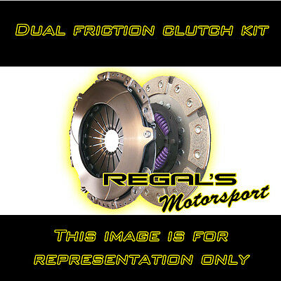 Peugeot 207 1.6 Gti Pack Turbo 176 BHP Model 2006-2009 Dual Friction Clutch Kit
