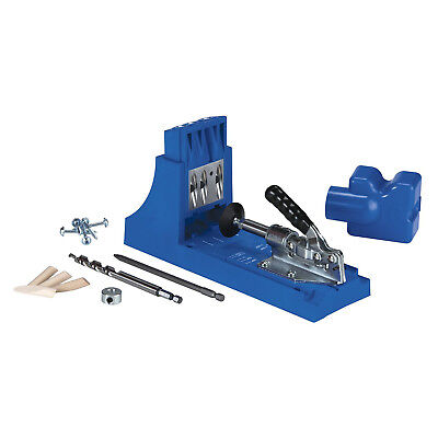 Kreg K4 Pocket Hole Jig System Woodworking Kit