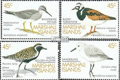 Marshall-Islands 222-225 (complete.issue.) unmounted mint / never hinged 1989 Mi