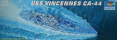 TRUMPETER® 05749 USS Vincennes CA-44 in 1:700