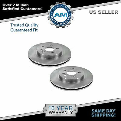 Nakamoto Disc Brake Rotor Front Pair Set Kit for 99-04 Jeep Grand Cherokee NEW