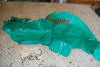 1967 Sinclair Oil Co.'s Blow Up Dino the Dinosaur Toy