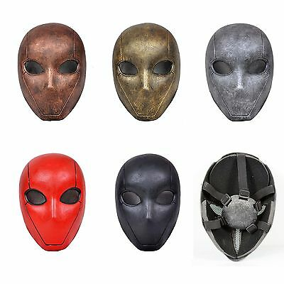 New 5 Colors  War Games Bioshock Full Face Protection Mask For Airsoft Paintball