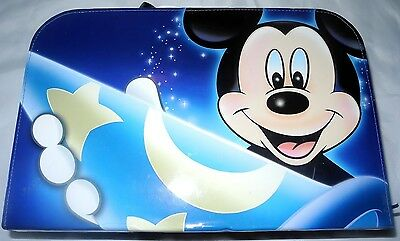 Disney Vacation Club Micky Mouse Face Bag Welcome Suitcase Gift Set