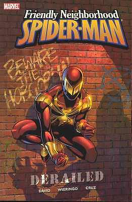 FRIENDLY NEIGHBORHOOD SPIDER-MAN TP VOL 01 DERAILED Marvel Softcover Comic Book
