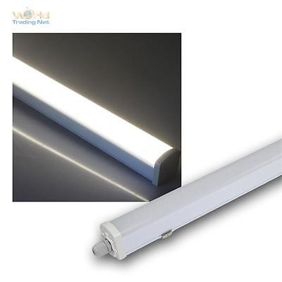 Damp Proof Lighting IP65 120cm 36W 3200LM Daylight Room Lamp Light Garage