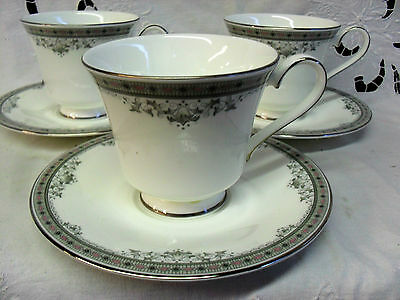 Royal Doulton YORK Tea Cup and Saucer up to 8 available
