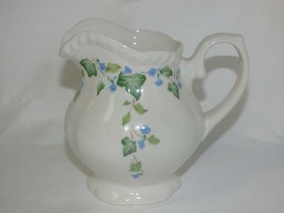 Johnson Brothers Vintage Pattern Creamer Cream Pitcher Staffordshire England