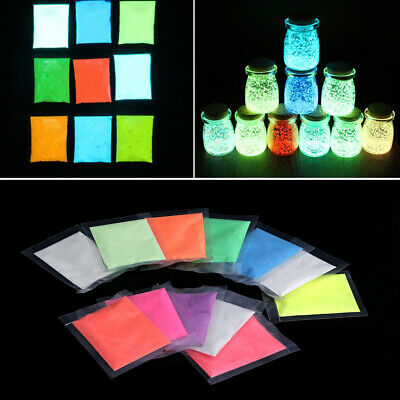 Fluorescent Super Bright Glow-in-the-Dark Powder Glow Pigment