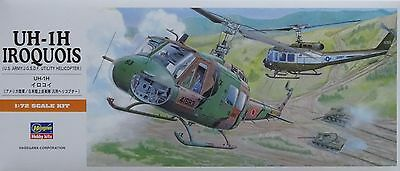 HASEGAWA® 00141 US Army / JGSDF Utility Helicopter UH-1H Iroquois in 1:72