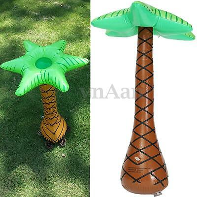 New Large Inflatable Palm Tree Jungle Toy For Hawaiian Summer Beach Party Decor