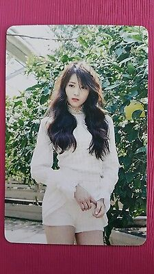 LOVELYZ MIJOO Official Photocard #1 A NEW TRILOGY 2nd Album GRAVITY 미주