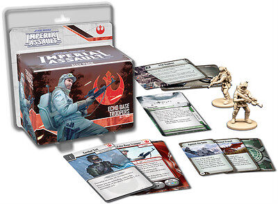 Echo Base Troopers Ally Pack - Star Wars: Imperial Assault