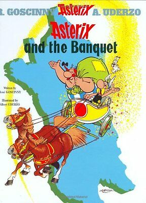 Asterix and the Banquet (Asterix (Orion Hardcover)) By Rene Goscinny