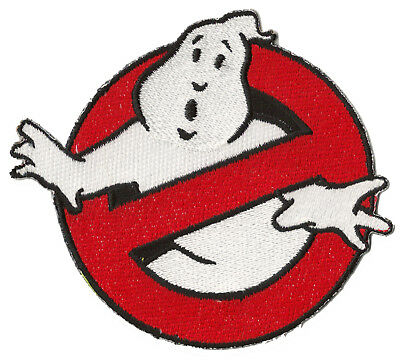 écusson brodé patche Ghostbuster Ghostbusters thermocollant patch