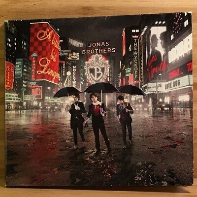 A Little Bit Longer by Jonas Brothers - CD, Aug-2008, Hollywood (EX) #V106