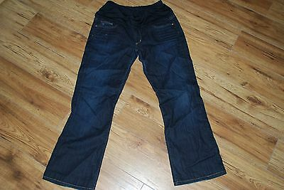 Pea in the Pod Citizens of Humanity Maternity Jeans Dark Wash Boot Cut 31 x 27