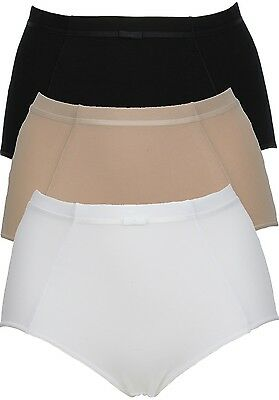 Ex Store Full Brief Knickers with Modal