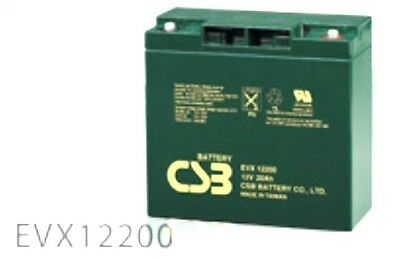 Battery Repl  Coopower Cpd12-21 12V 20Ah Each