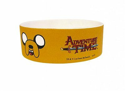 Adventure Time - Jake  - Rubber Wristband / Bracelet