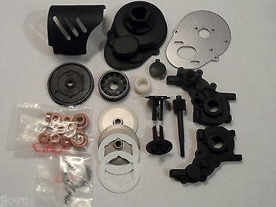 New Team C TR02V2 / Jekyll / Ansmann Mad Rat / Hot Rod Gear/Diff/Bearing Parts