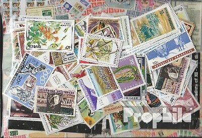 Rwanda 200 different stamps
