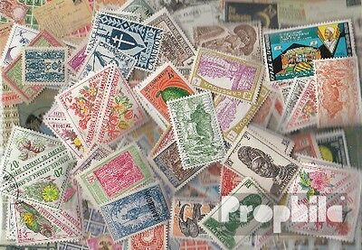 Cameroon 100 different stamps