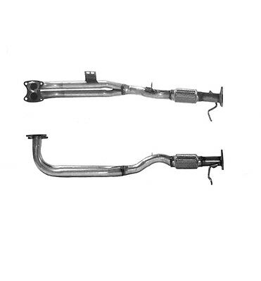 LAND ROVER FREELANDER Exhaust Front Down Pipe Inc Fitting Kit 70179 1.8 10/1997-